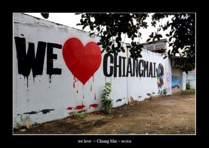 we love Chiang Mai - l'autre ailleurs en Thaïlande, une autre idée du voyage