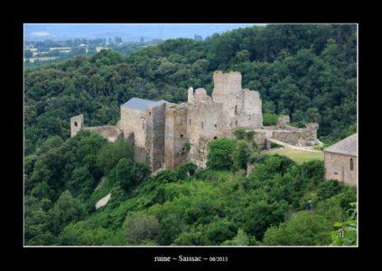 Château à Saissac (thierry llopis photographie)