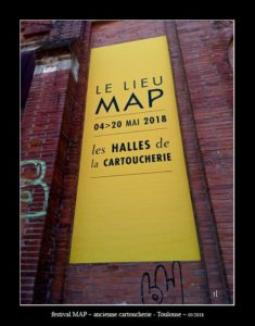 Festival de photo (du 4 au 20 mai 2018) MAP 2018 https://map-photo.fr/