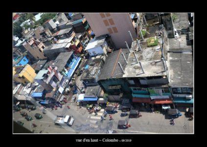 vue d'en haut à Colombo - thierry llopis photographies (www.thierryllopis.fr)