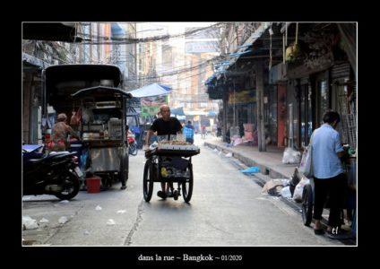 dans la rue (Bangkok - janvier 2020) - quelques photos de Thaïlande entre décembre 2019 et janvier 2020 ~ thierry llopis photographies (www.thierryllopis.fr)